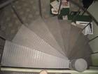 metaliniai sraigtiniai laiptai