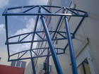 metalinis stogelis
