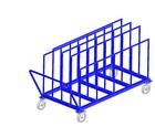 Vežimėlis skirtas OSB ir kt. plokštėms transportuoti